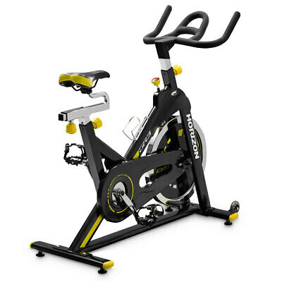 £633.45 • Buy Horizon Indoor Bike With GR Console & 22 Kg Flywheel - Delivery Only GR3