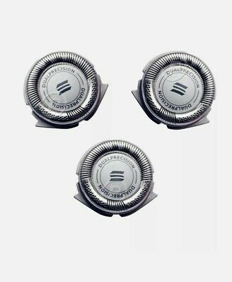 $ CDN9.66 • Buy Replacement Shaver Heads 3pc For Philips Norelco HQ8