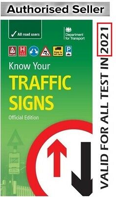 £6.98 • Buy Know Your TRAFFIC Signs Book Latest Edition^Trfc