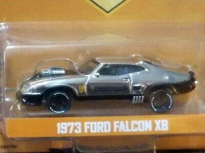 £17.95 • Buy Greenlight 1973 Ford Falcon Xb Mad Max V8 Interceptor Limited Chrome Chase -mip