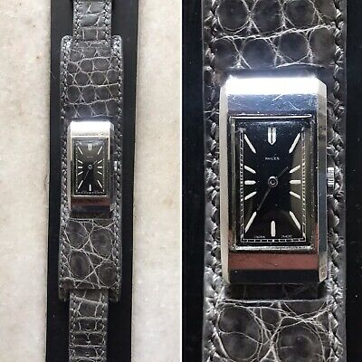 $ CDN1928.70 • Buy Unusual Vintage Rolex (reverso Dial Style) Unpolished Case From 1930s