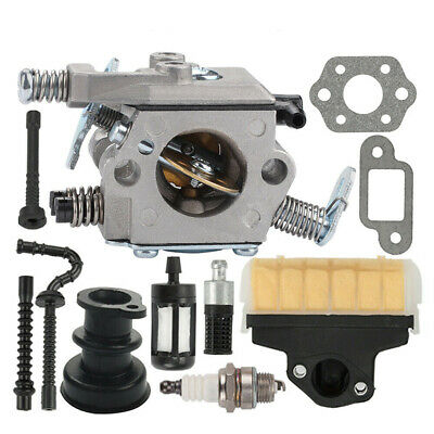 £13.43 • Buy Carburetor Air Filter Tune Up Kit For Stihl 023 MS230 250 025 021 MS210 Chainsaw