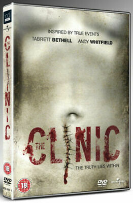 £1.79 • Buy The Clinic DVD (2011) Andy Whitfield