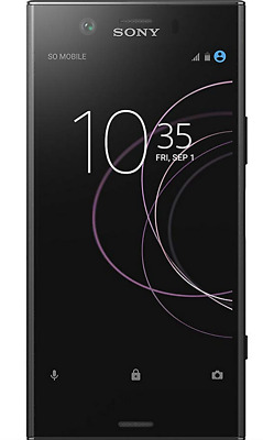 AU602.99 • Buy Sony Xperia XZ1 Compact G8441 - 32GB - Black (Unlocked) Smartphone NEW