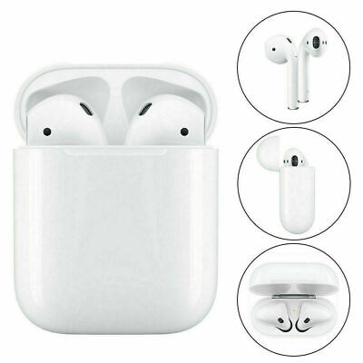 AU63.39 • Buy Apple Airpods (2nd Gen) W/Wireless Charging Case Headsets- AU Stock