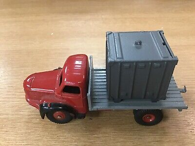 £41.99 • Buy French Dinky Toys 34-B Berliet Container Truck Unboxed.