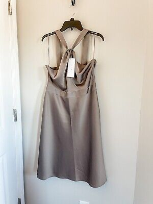 AU95.22 • Buy NWT J. Crew Special Occasions Fawn Dress 94450 - Size 14