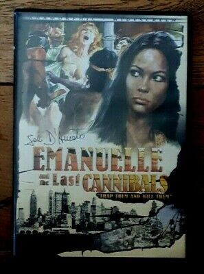 £17.99 • Buy EMANUELLE AND THE LAST CANNIBALS - Signed Cover - 1977/2003 - Region 1 Dvd - Vgc
