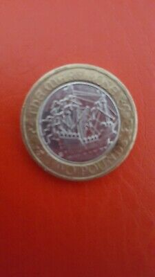 2011 2pound Coin-THE MARY ROSE • 5.51£