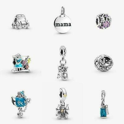 £12.56 • Buy 2021 New Genuine Pandora Dangle Charm S925 ALE Sterling Silver With Gift Pouch