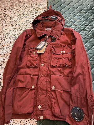 CP Company Lightweight Goggle Jacket 52 BNWT With Watchviewer • 250£