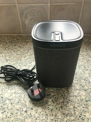 AU129.83 • Buy Sonos Play 1 Black, Immaculate Condition, Barely Used