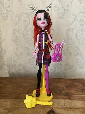 Monster High Doll - Operetta Freaky Fusion - Very Good Condition • 5£