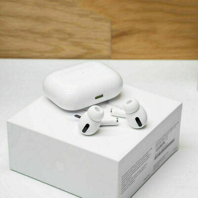 AU119 • Buy Apple Airpods Pro Wireless Charging Case Noise Cancellation -White-