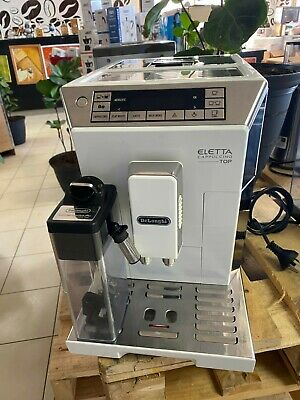 AU499.99 • Buy De'Longhi Eletta Cappuccino Top Coffee Machine ECAM 45.760.W- 3 Months Warranty