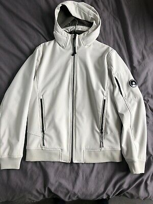 Beige Cp Company Soft Shell • 130£