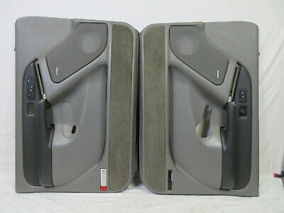 $249.95 • Buy 03-06 Silverado Door Panel L&R Sierra Power Windows/locks W/pedal Adjustor