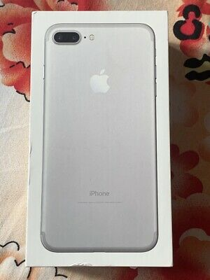 Apple IPhone 7 Plus - 128GB - Silver (Unlocked) - Please See Description • 288£