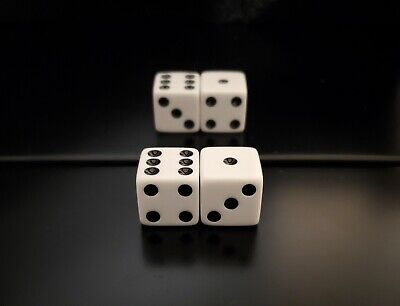 £236.42 • Buy **NEW** Loaded Dice Weighted 1/3/5 Passers With Fronts (STRONG 85%) LIGHT WEIGHT