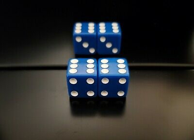 £236.42 • Buy **NEW** Loaded Dice Weighted 1/3/5 Passers With Fronts (STRONG 85%)