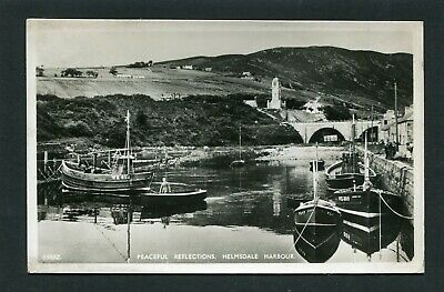 £6 • Buy Helmsdale Sutherland - Fishing Boats In Harbour By JB White RP P/u 1961