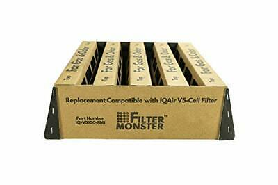 $ CDN109.23 • Buy Filter-Monster Branded Activated Carbon Replacement Compatible With IQAir Hea...