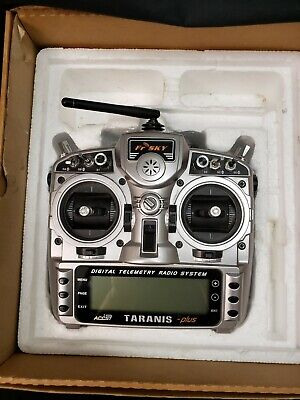 AU187.96 • Buy FrSky Taranis X9D Plus 16-channel 2.4ghz ACCST Radio Transmitter (mode 2) By FrS