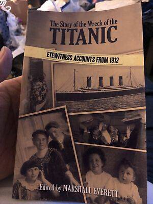 AU2.61 • Buy Dover Maritime Ser.: The Story Of The Wreck Of The Titanic : Eyewitness Accounts