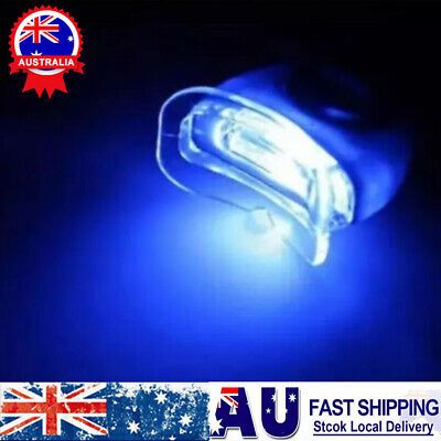 AU9.93 • Buy Ultra Bright Blue LED Teeth Whitening Light NEW 2021 XD