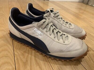 AU80.50 • Buy Mens Puma Fast Rider Trainers Shoes Size 10 Excellent Easy Whirlwind