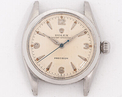 $ CDN1807.75 • Buy Vintage 1950's Rolex Oyster Speedking 6420 Stainless Steel W/ Original Dial
