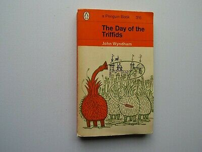 The Day Of The Triffids  - John Wyndham - Penguin Books (1964) • 0.99£