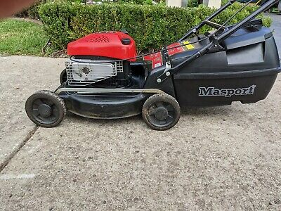 AU220 • Buy Masport Catcher / Mulching Mower, Briggs And Stratton