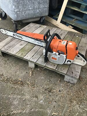 £1345 • Buy Stihl MS 880 121cc 30 Inch Chainsaw Planking Saw Mill VGC Little Used
