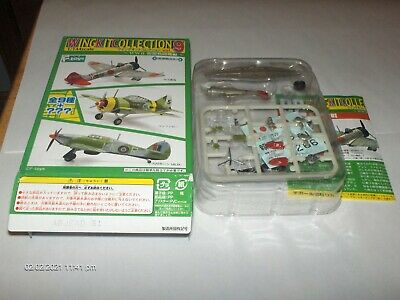 AU9.18 • Buy F-Toys Kit Vol.9-02-B   Claude   Mitsubishi A5M4 IJNAS In 1/144 Scale
