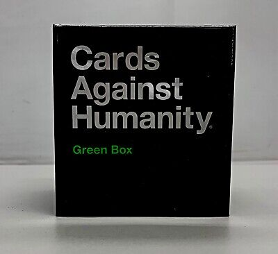 AU29 • Buy Cards Against Humanity Green Box Expansion Pack