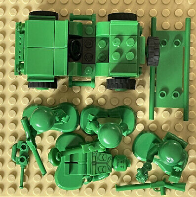 Genuine Lego Toy Story 7595 - Army Men And Jeep • 9.98£