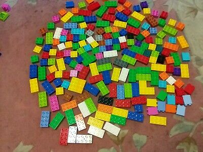 AU20 • Buy Lego Duplo Bulk Lot Of 250 Pieces In Good Condition Adelaide
