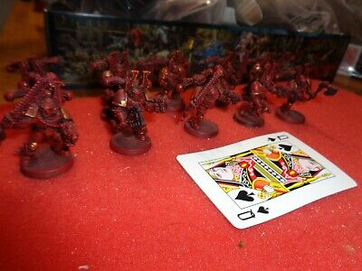 AU32 • Buy Khorne Berserkers Chaos Space Marines 40K