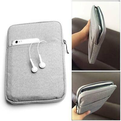 Tablet Sleeve 9.7  Bag Carry Case Padded Zip Pouch 2 Pockets For Apple IPad UK • 4.98£