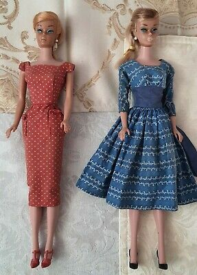 $ CDN134.72 • Buy Vtg Lot 2 Barbie Doll Swirl Ponytail Dolls Originals
