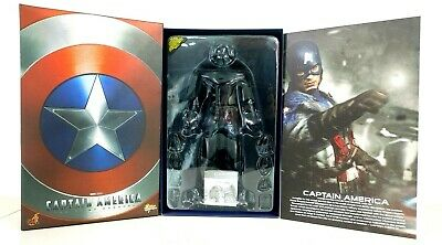 $ CDN72.43 • Buy FREE SHIPPING: Hot Toys MMS156 Captain America First Avenger Empty Box & Booklet