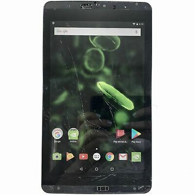 $ CDN93.72 • Buy NVIDIA Shield K1 16GB B01 Wi-Fi 8 In - Black Android Tablet READ