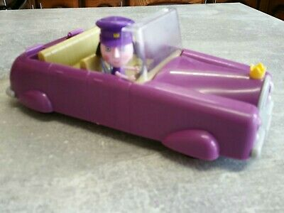 £8.99 • Buy BEN AND HOLLY ROYAL CAR PLAYSET Nanny Plums Car (no Roof Scratches Windscreen)