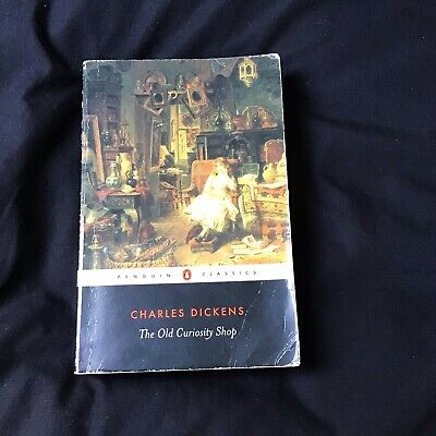 £4 • Buy Charles Dickens The Old Curiosity Shop Book