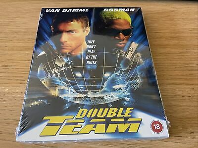 £10 • Buy Double Team Blu Ray Limited Edition Brand New And Sealed