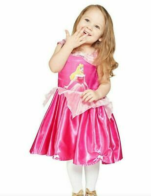 £9.95 • Buy Disney Baby Sleeping Beauty Age 3-6 Months Girls Fancy Dress Party Childs Pink