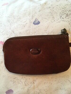 The Bridge Leather Coin Purse - Brown - New Without Tags. • 40£