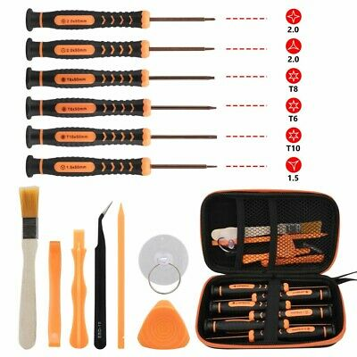 £8.79 • Buy For Nintendo Switch Xbox One/Xbox 360 PS3 PS4 Repair Screwdriver Tools Kit Set