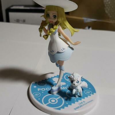 $126.99 • Buy G.E.M.Series Lillie & Shiron Pokemon Figure Used Good Free Shipping From Japan